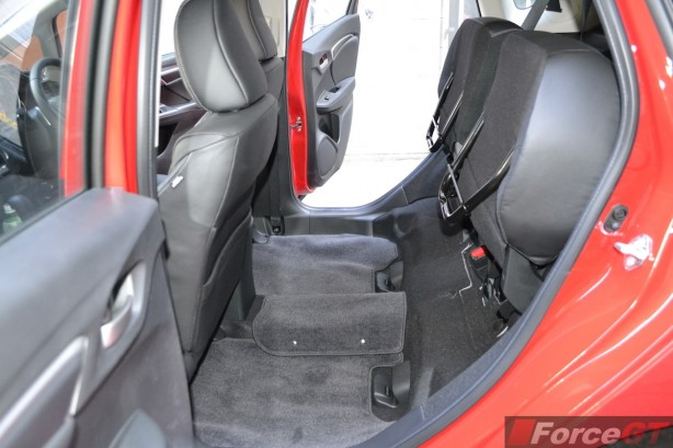 2014 Honda Jazz VTi-L Magic Seats-1
