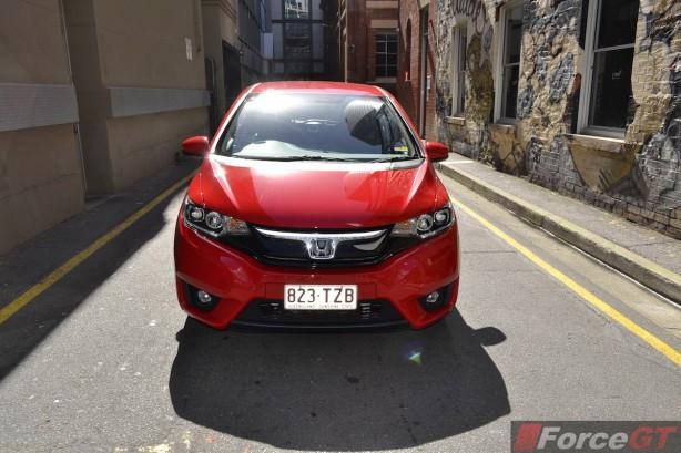 2014 Honda Jazz VTi-L front