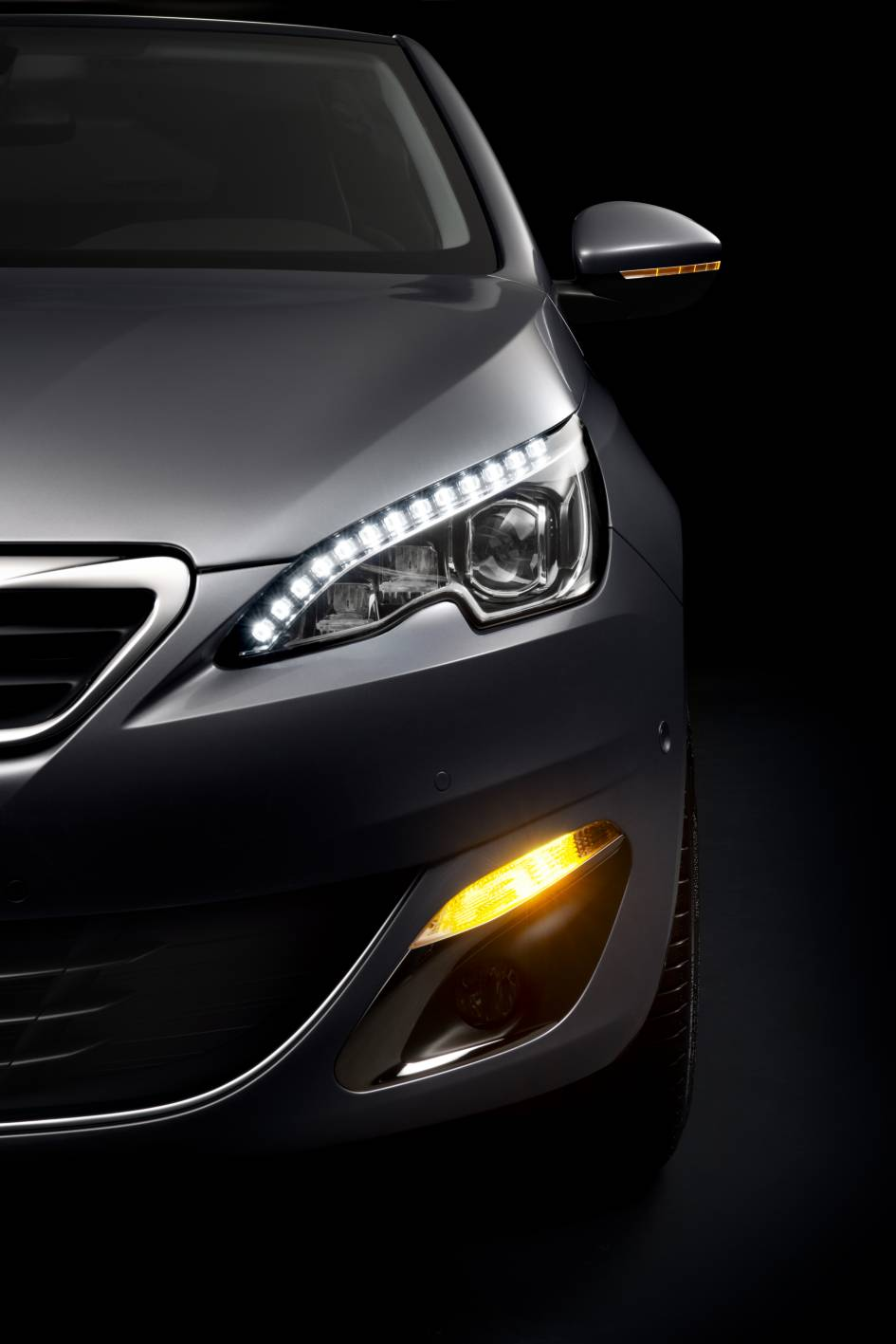 2014 Peugeot Rcz R Black Wallpaper: News: 2014 Peugeot 308 Pricing And