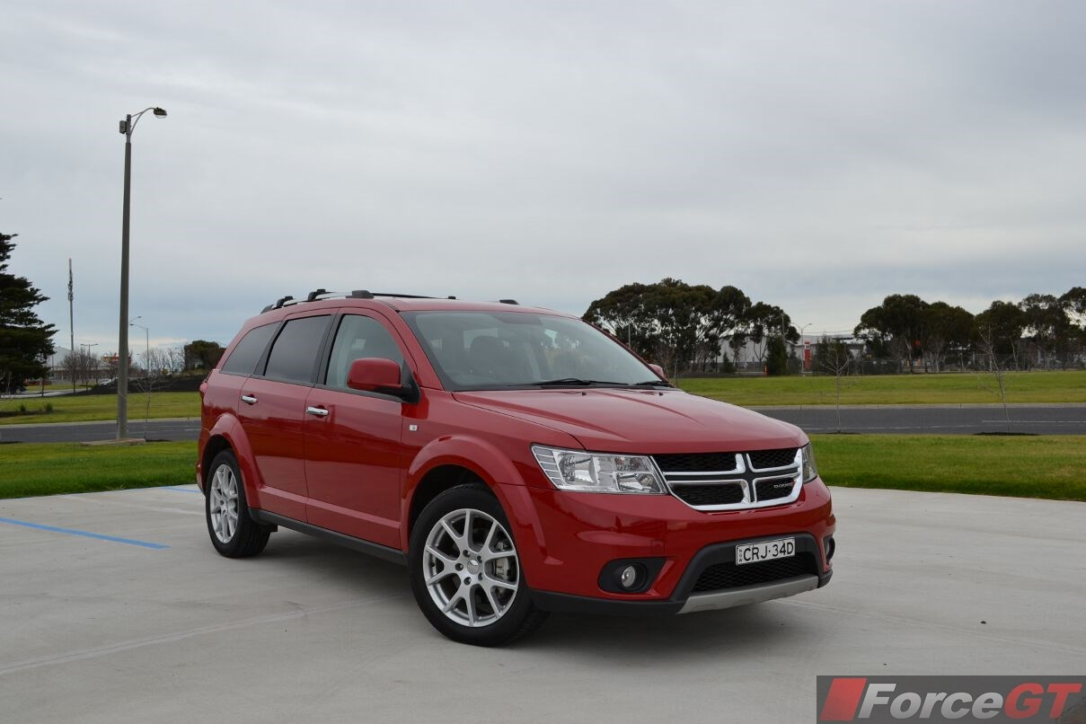 Dodge Journey Review: 2014 Dodge Journey