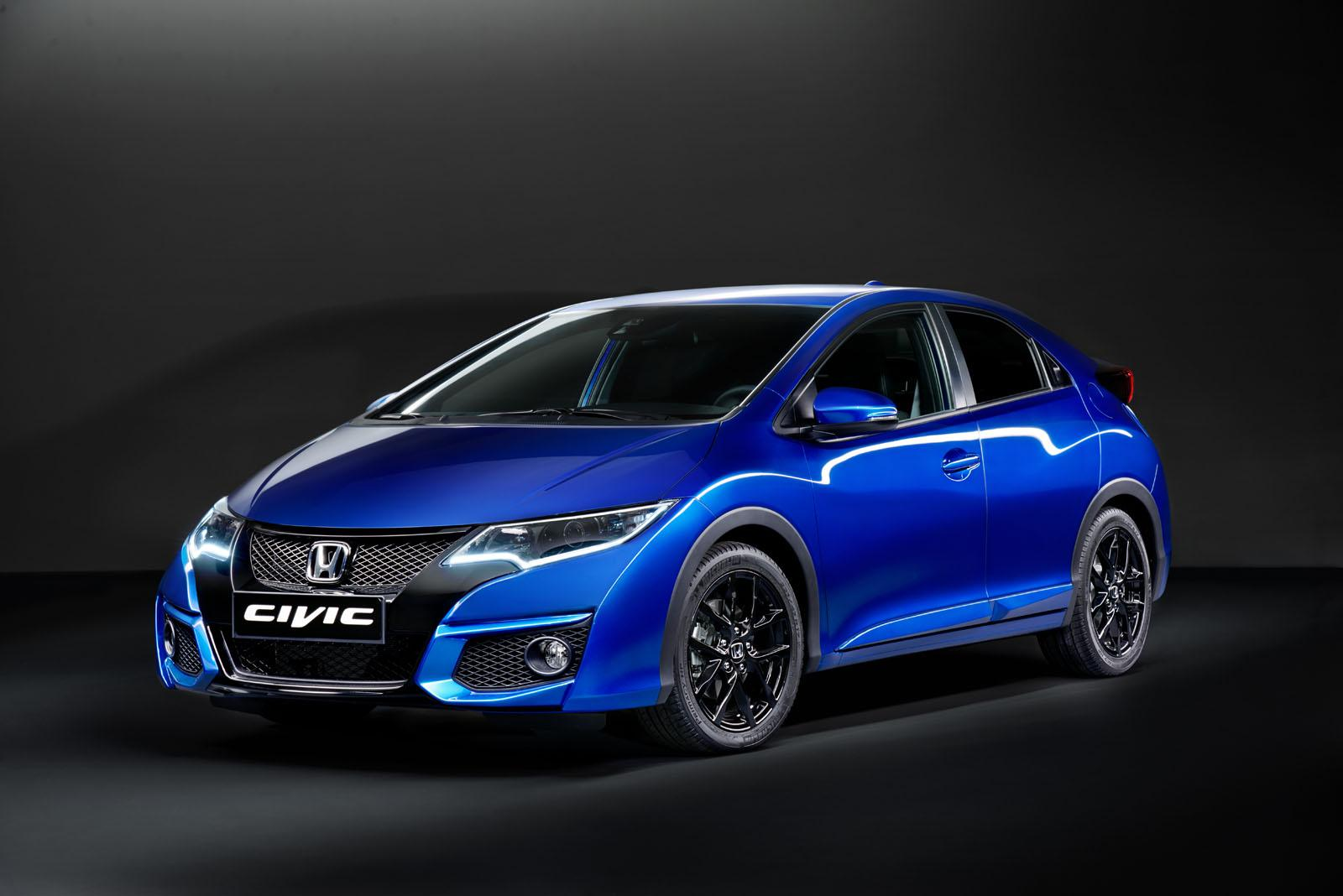 Lexus Nx Hybrid >> Updated 2015 Honda Civic Hatchback unveiled - ForceGT.com