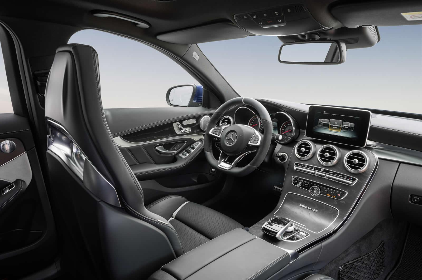 2015 Mercedes C 63 AMG and AMG S officially unveiled ...  2015 Mercedes C...