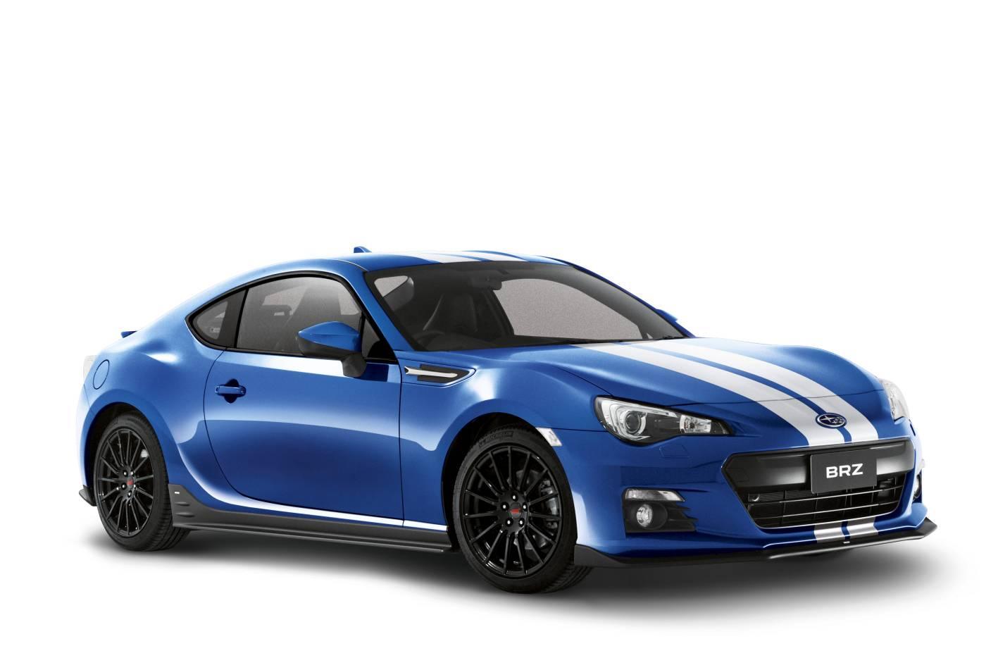 Brz Vs Wrx >> 2015 Subaru BRZ gets GT stripes - ForceGT.com