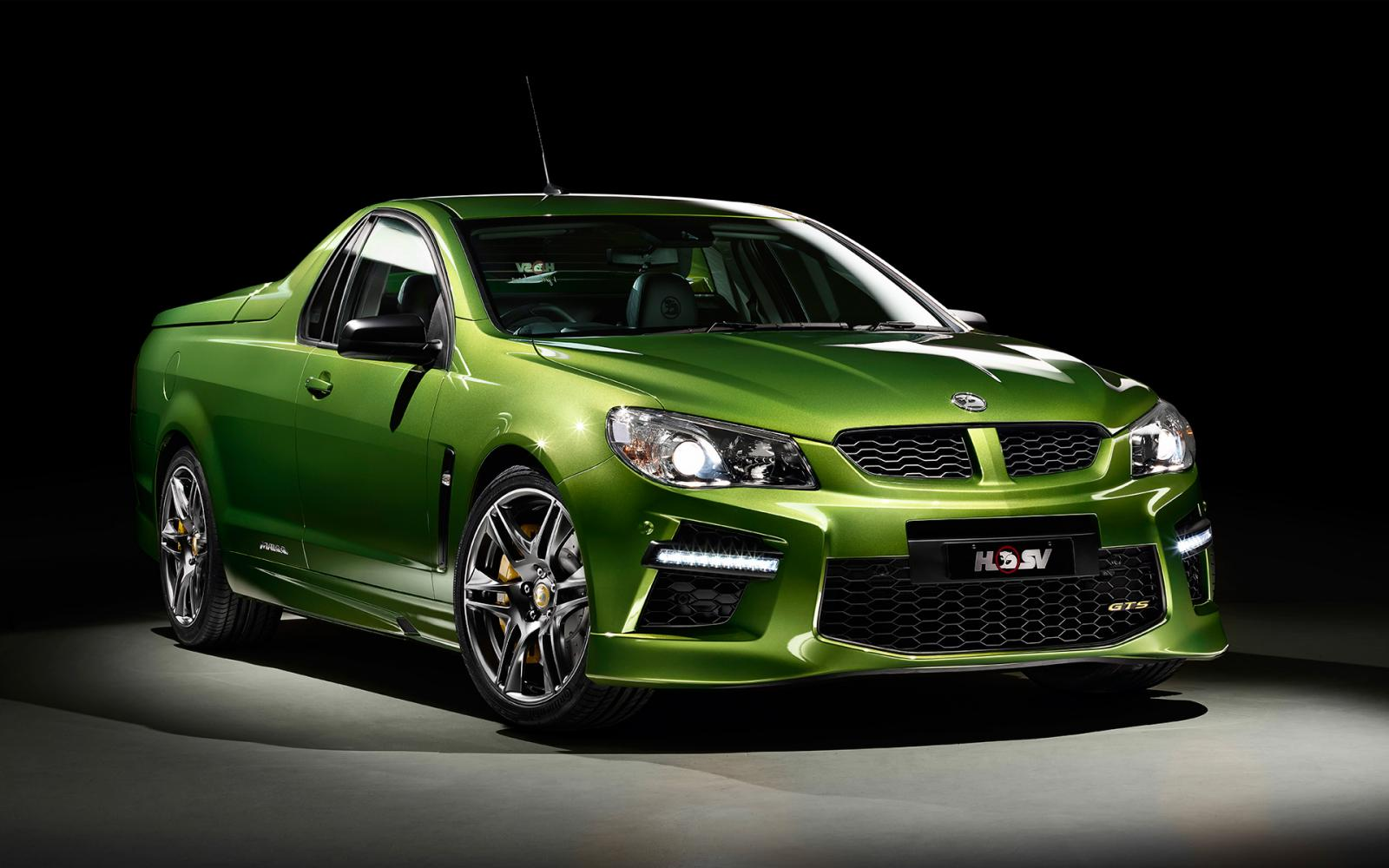 HSV Cars - News: HSV unleashes limited edition GTS Maloo
