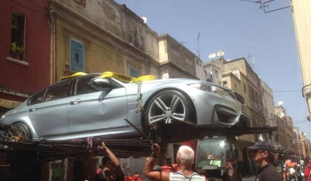 Mission-Impossible-5-BMW-M3-Morocco-Casablanca