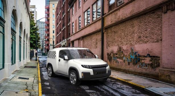 Toyota Urban Utility (U2) concept front quarter-1