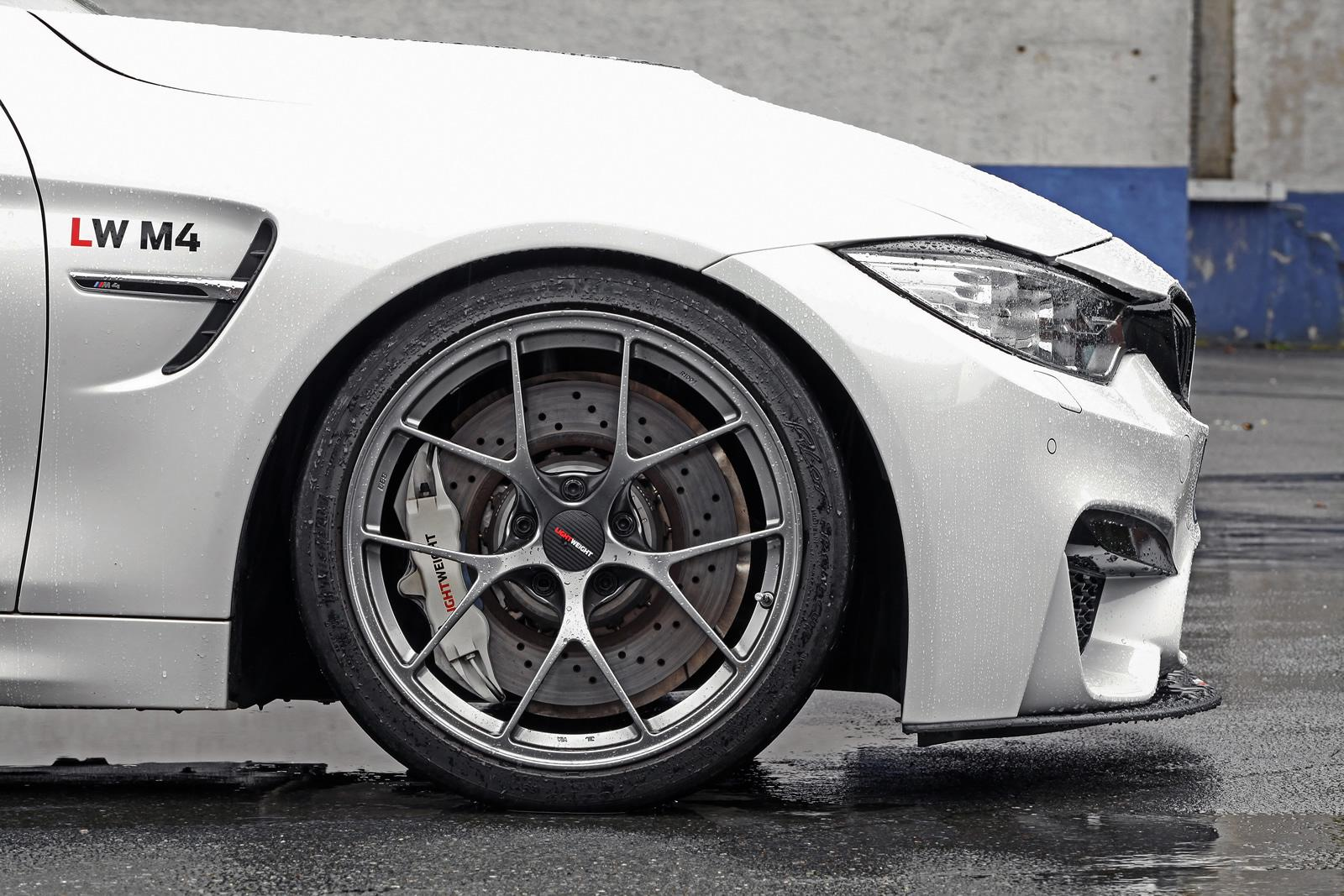 Lightweight Boosts Bmw M4 To 382kw And 650nm Forcegt Com