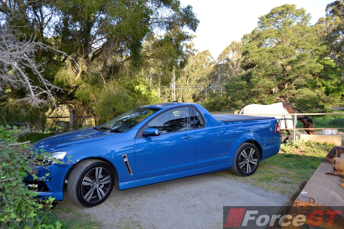 Holden Commodore Review: 2014 VF SS Storm Ute