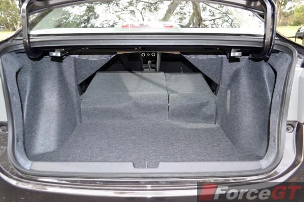 2014 Honda City VTi boot space-1