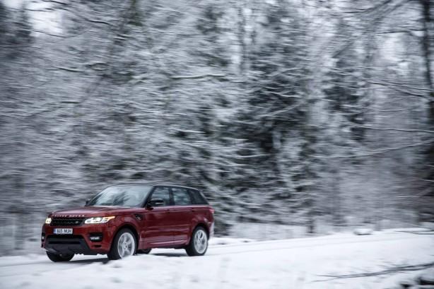 2015 Range Rover Sport HSE Dynamic
