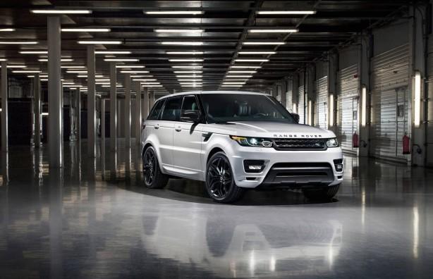 2015 Range Rover Sport Stealth Pack