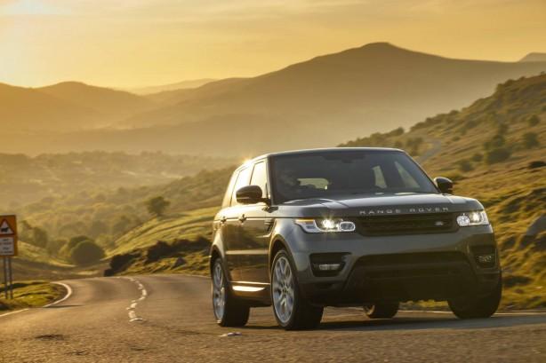 2015 Range Rover Sport V8 Supercharged