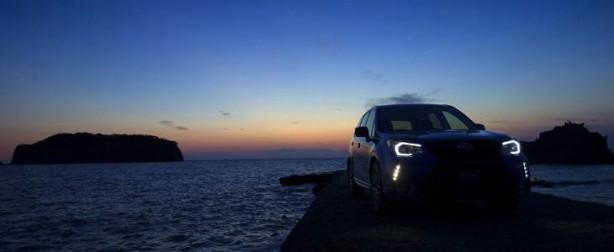 2015 Subaru Forester STI teaser-1