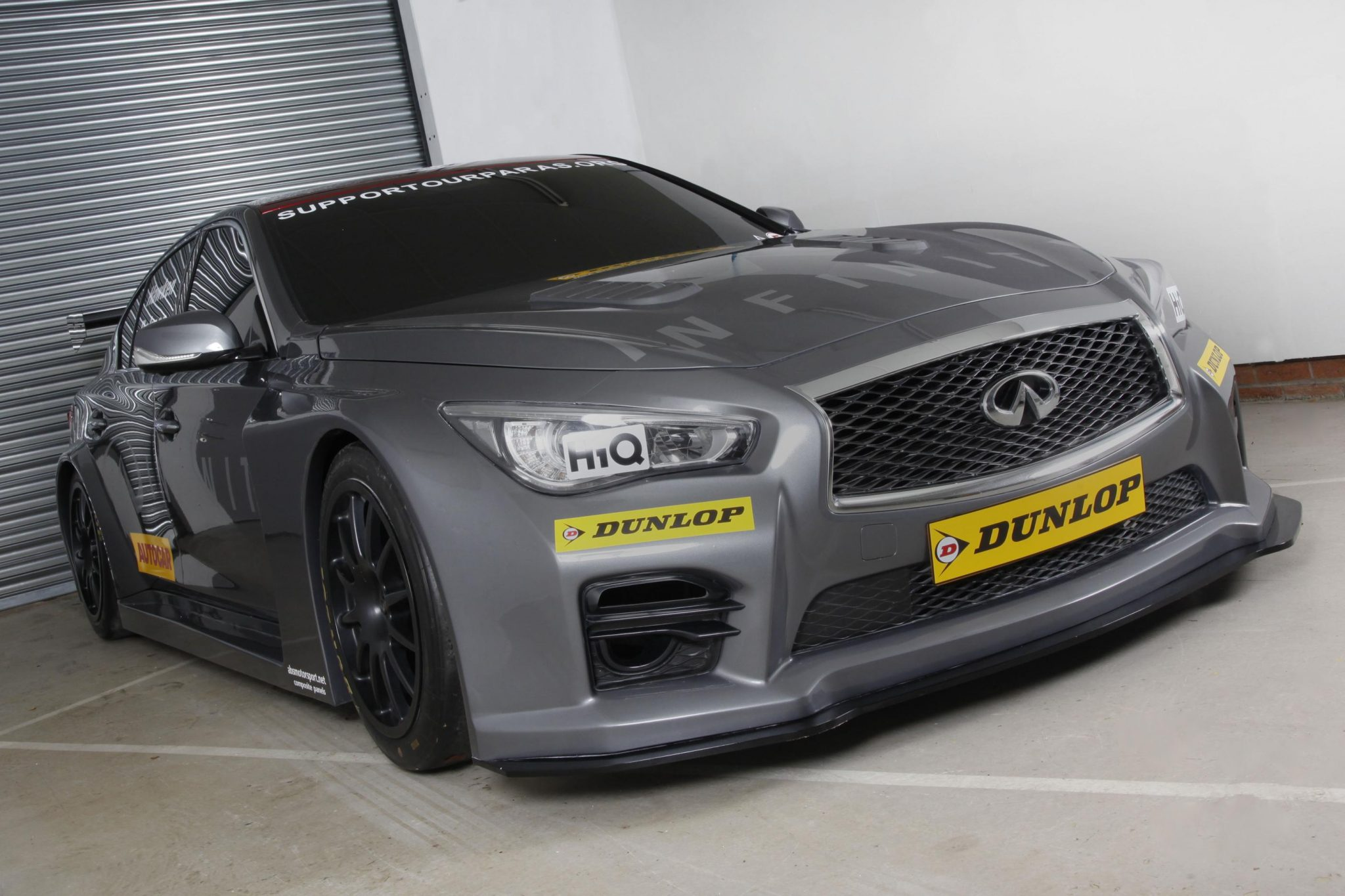 Infiniti Q50 To Race In 2015 British Touring Car Championship Forcegt Com