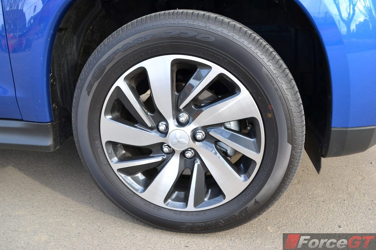 mitsubishi asx wheels forcegtcom