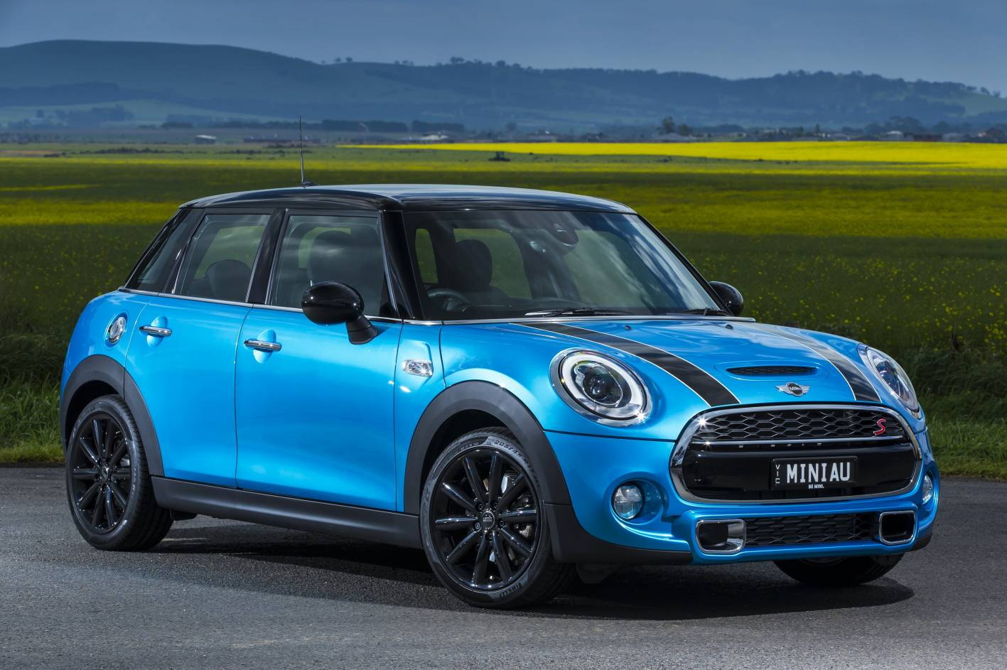 Mini Cooper Convertible For Sale >> MINI Cars - News: MINI 5-door on sale now from $27,750