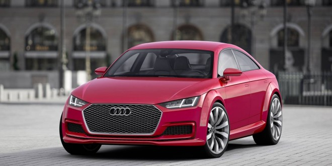 Next-gen Audi TT to sprout a set of rear doors, debuts by 2020