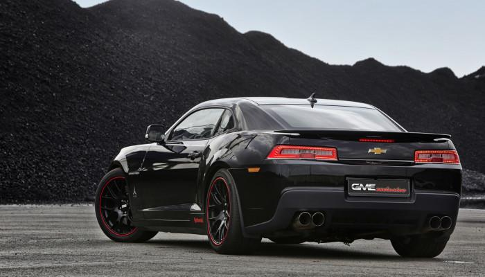 Chevrolet Camaro SS supercharged by GME - ForceGT.com