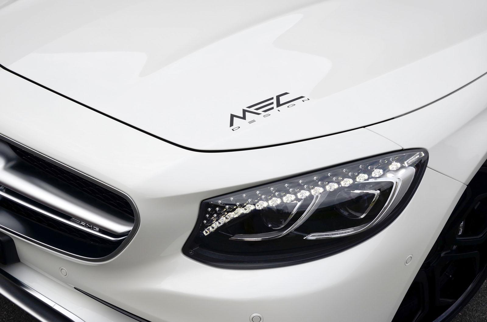 Mec Design Mercedes S 63 Amg Sticker Forcegt Com