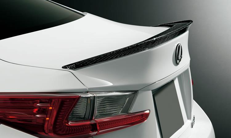Trd Unveils Lexus Rc F Sport Aero Kit Forcegt Com
