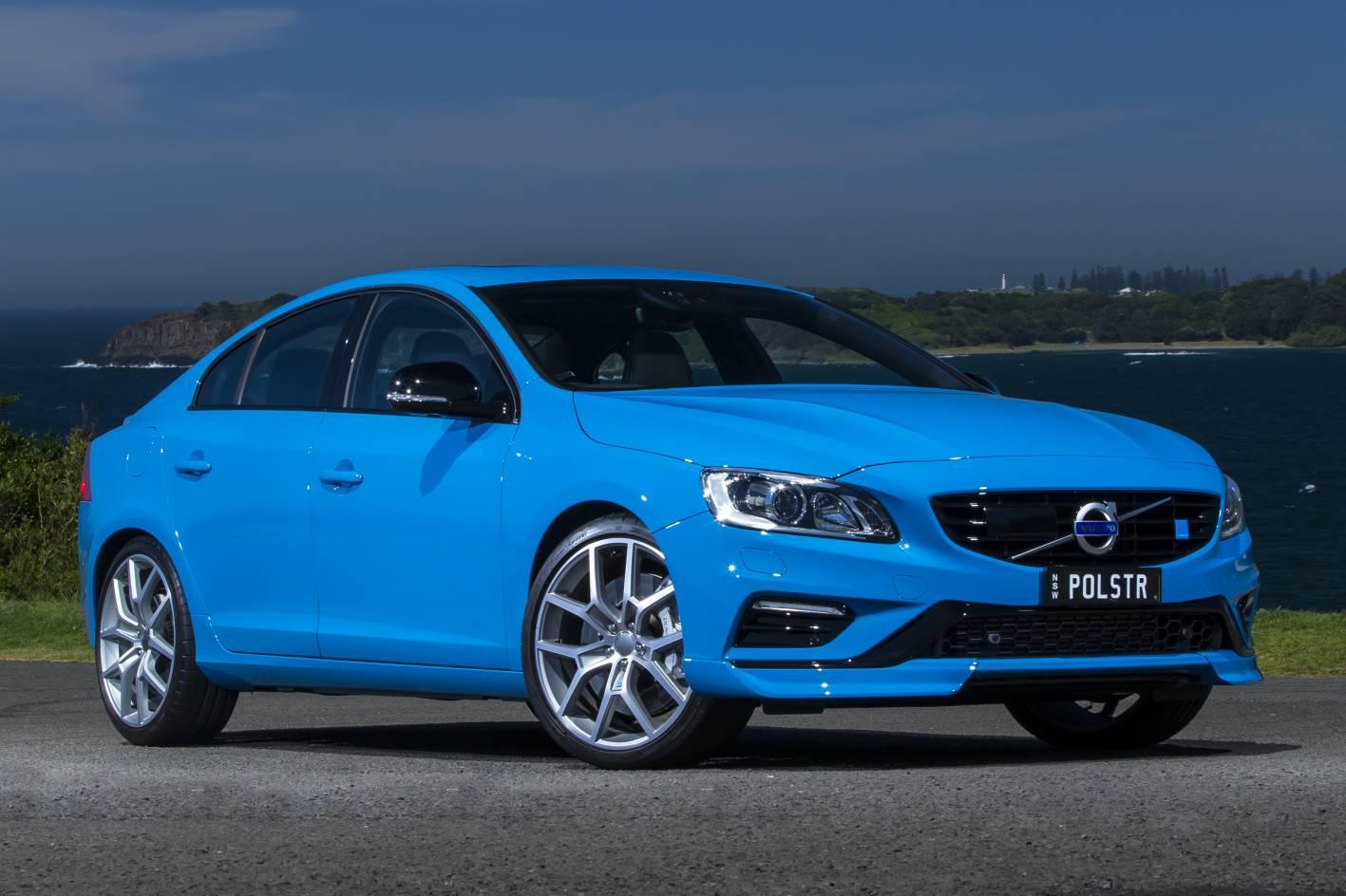 2015 Volvo S60 Polestar joined by V60 Polestar - ForceGT.com