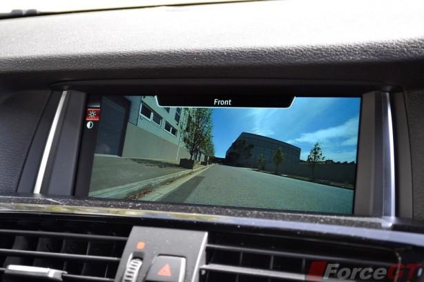 2014 BMW X3 xDrive30d LCI reverse camera