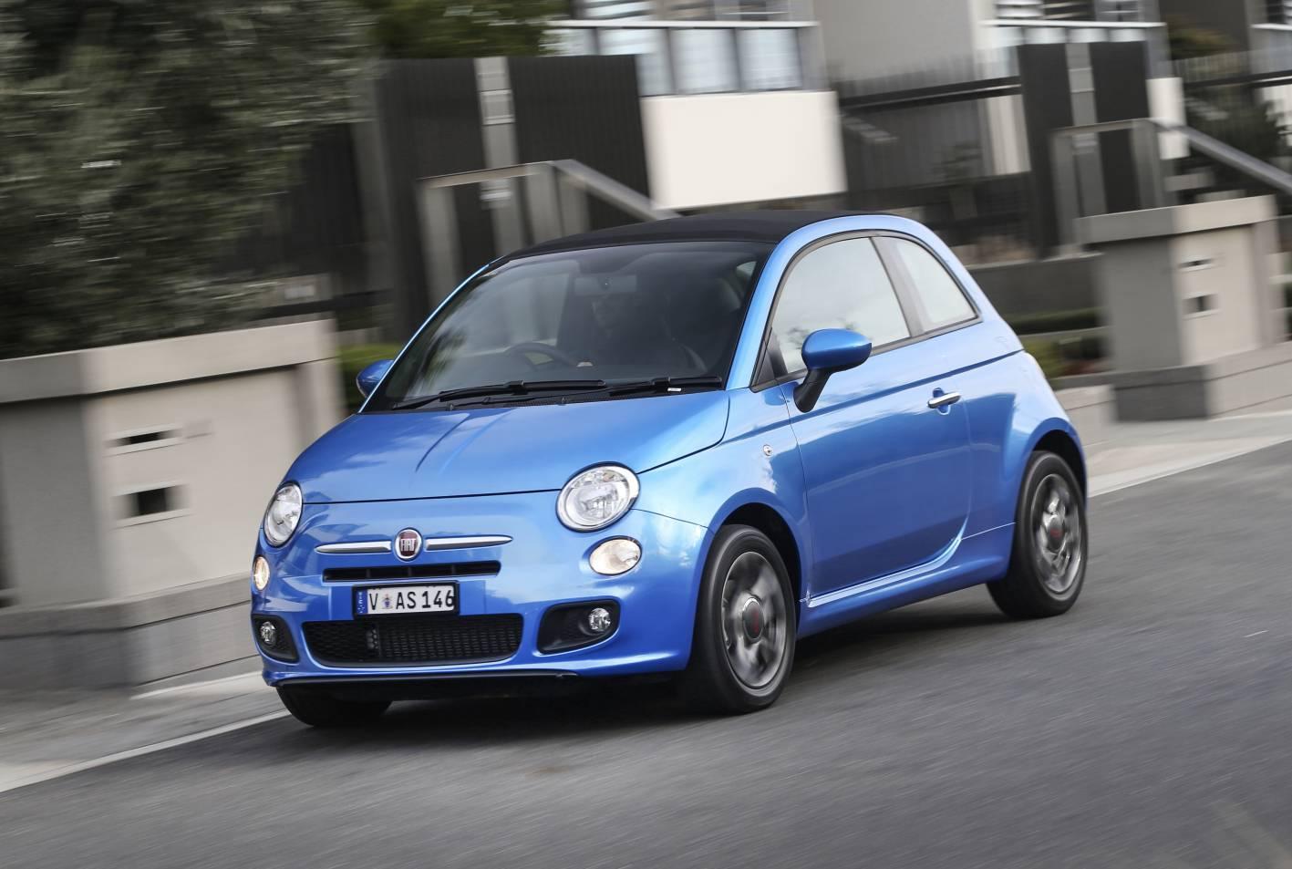 Fiat 500 Review: 2014 Fiat 500 Pop