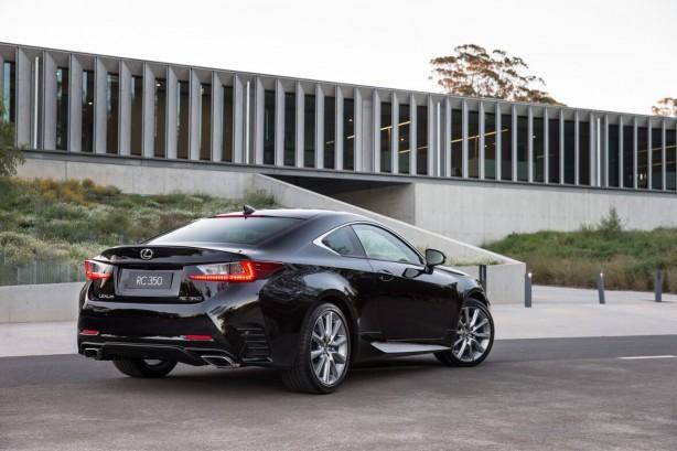 2014 Lexus RC 350 Sports Luxury