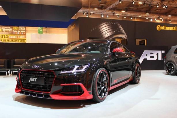 Audi TT Coupe by ABT-Sportline front quarter
