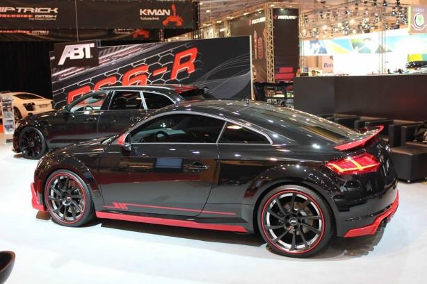 Audi TT Coupe by ABT-Sportline side