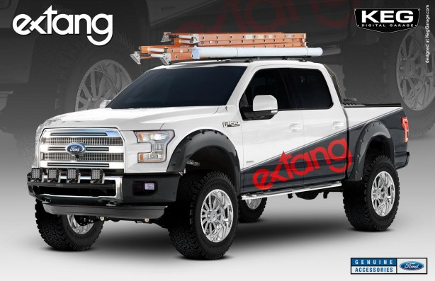 EXTANG Ford F-150