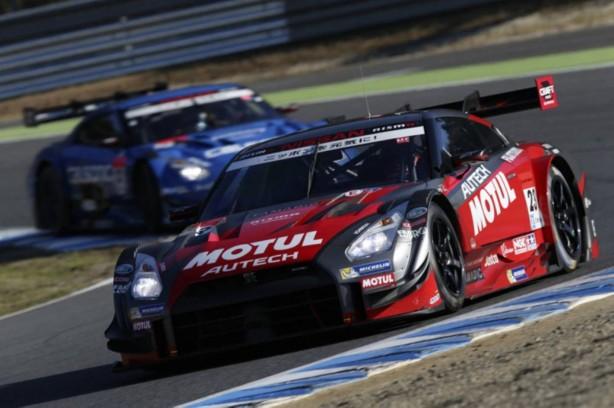 Motul Autech Nissan GT-R racer