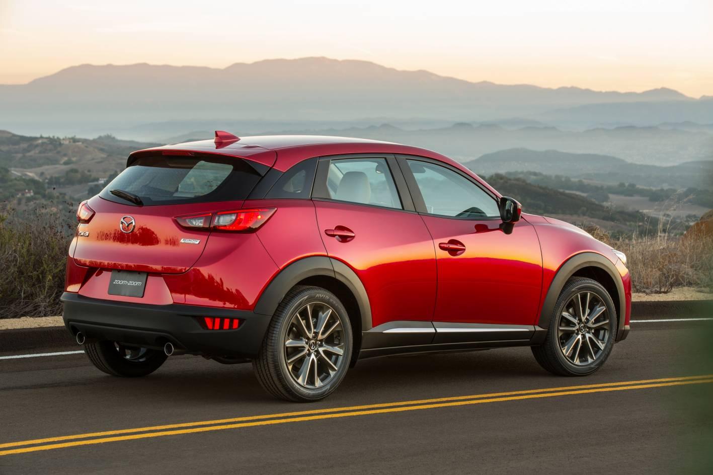 Mazda Cx 3 Koeajo