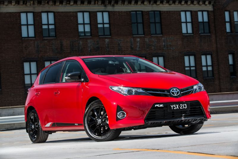 Toyota Corolla RZ special edition launched - ForceGT com