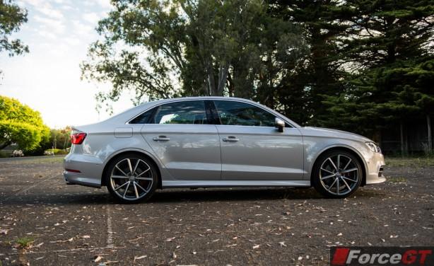 2014 Audi S3 Sedan side