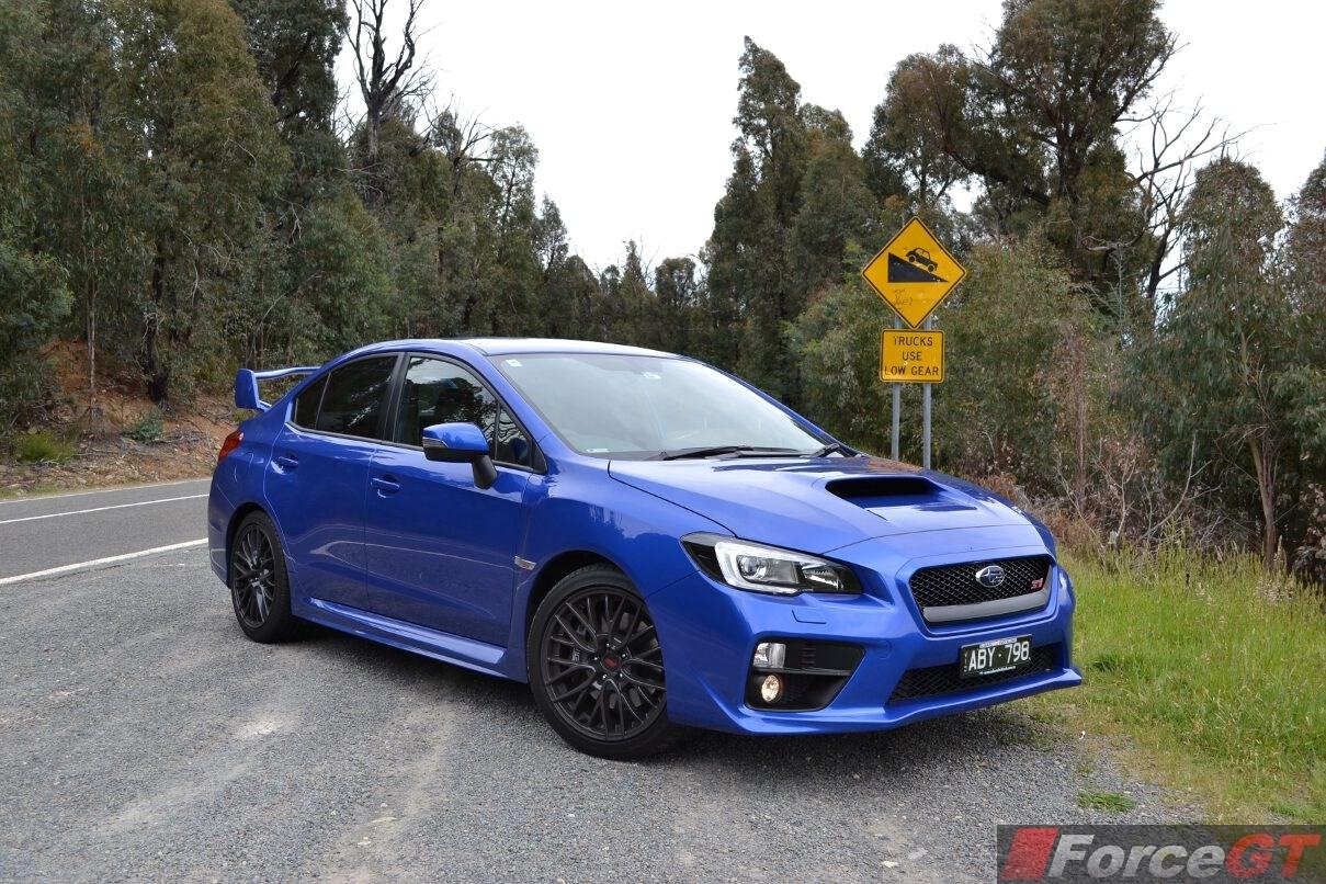 Brz Vs Wrx >> Subaru WRX STI Review: 2014 WRX STI