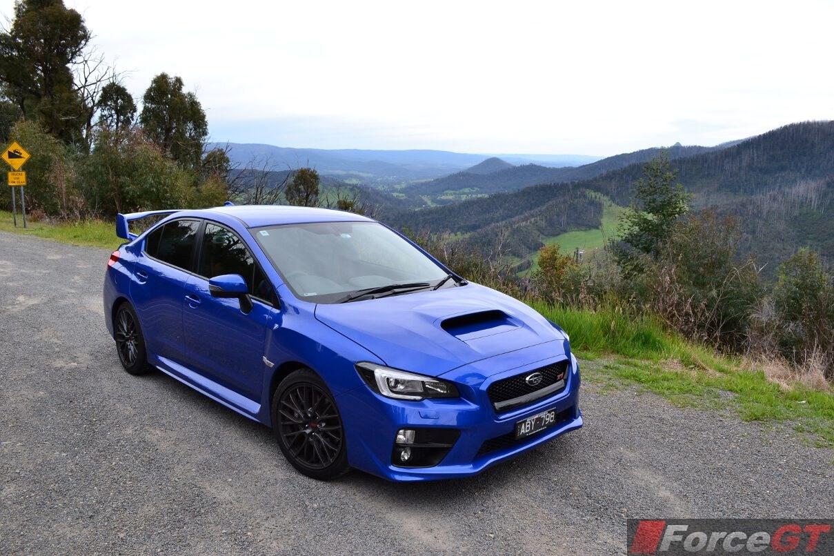 Outback Vs Forester >> Subaru WRX STI Review: 2014 WRX STI