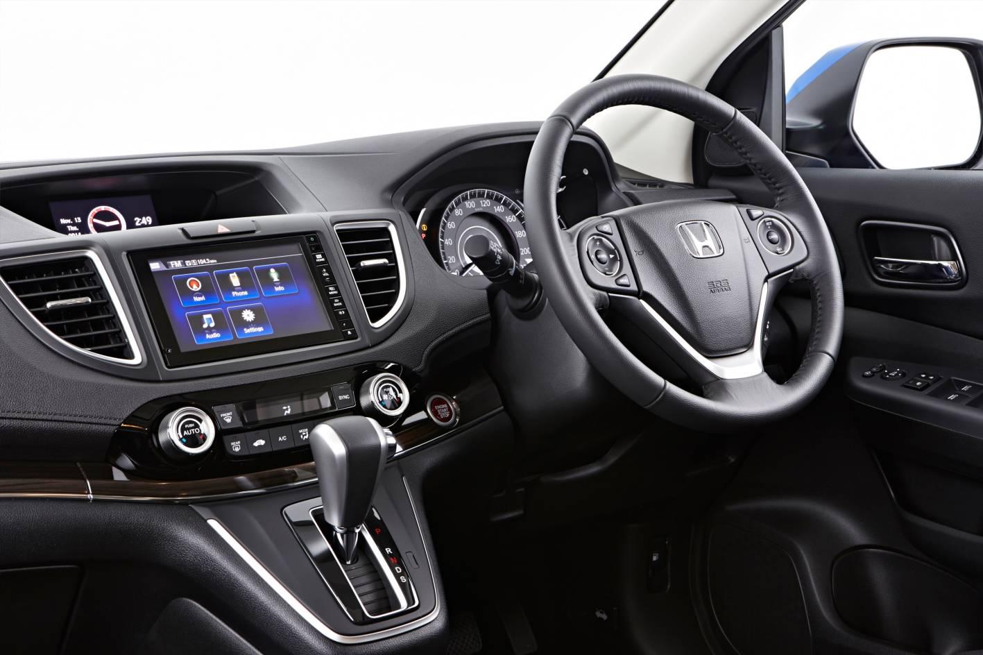Cr V 2019 >> Honda CR-V range refreshed for 2015 - ForceGT.com