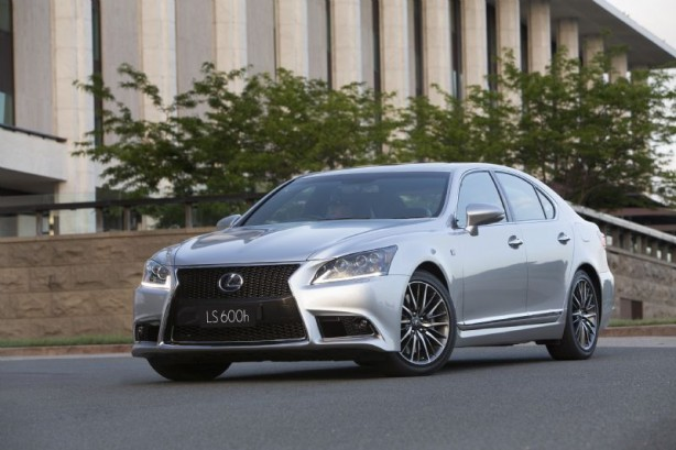 Lexus Cars News Lexus Ls And Gs Updated For 2015