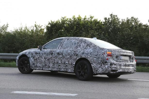BMW 7-Series 2016 spy photos