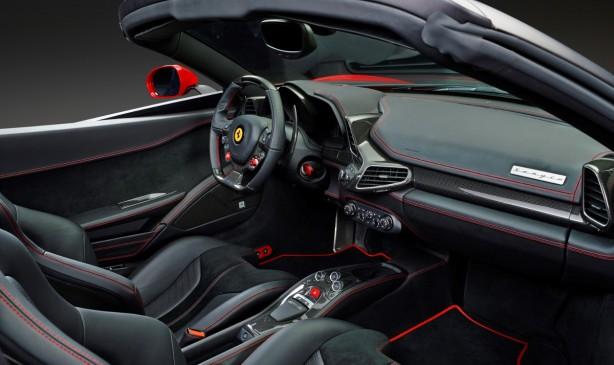 Ferrari Sergio interno2