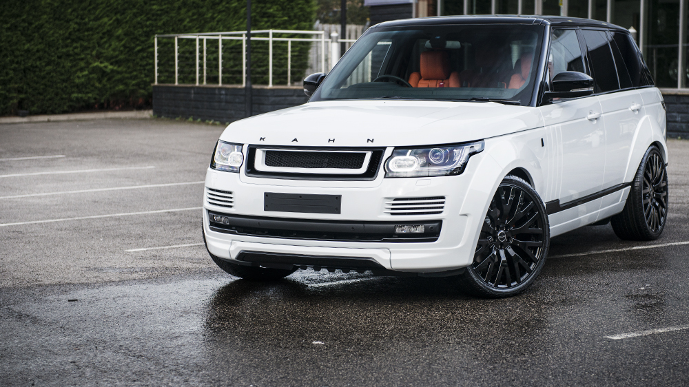 Range Rover Tuning Kahn Design Pimps Up Rr With Two