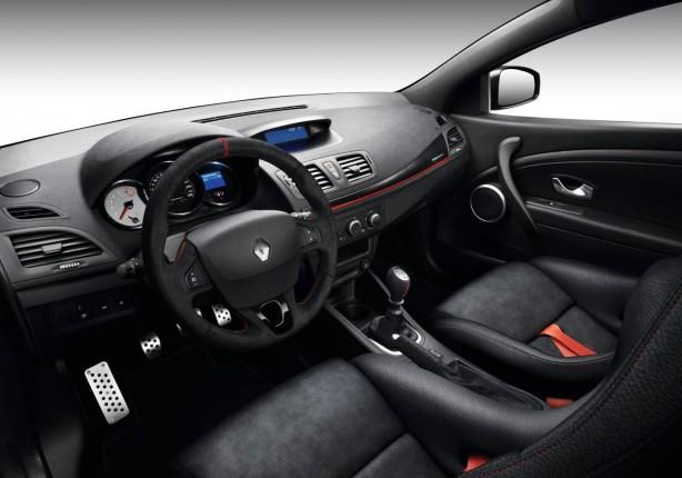RenaultSport Megane R.S. 275 Trophy-R interior