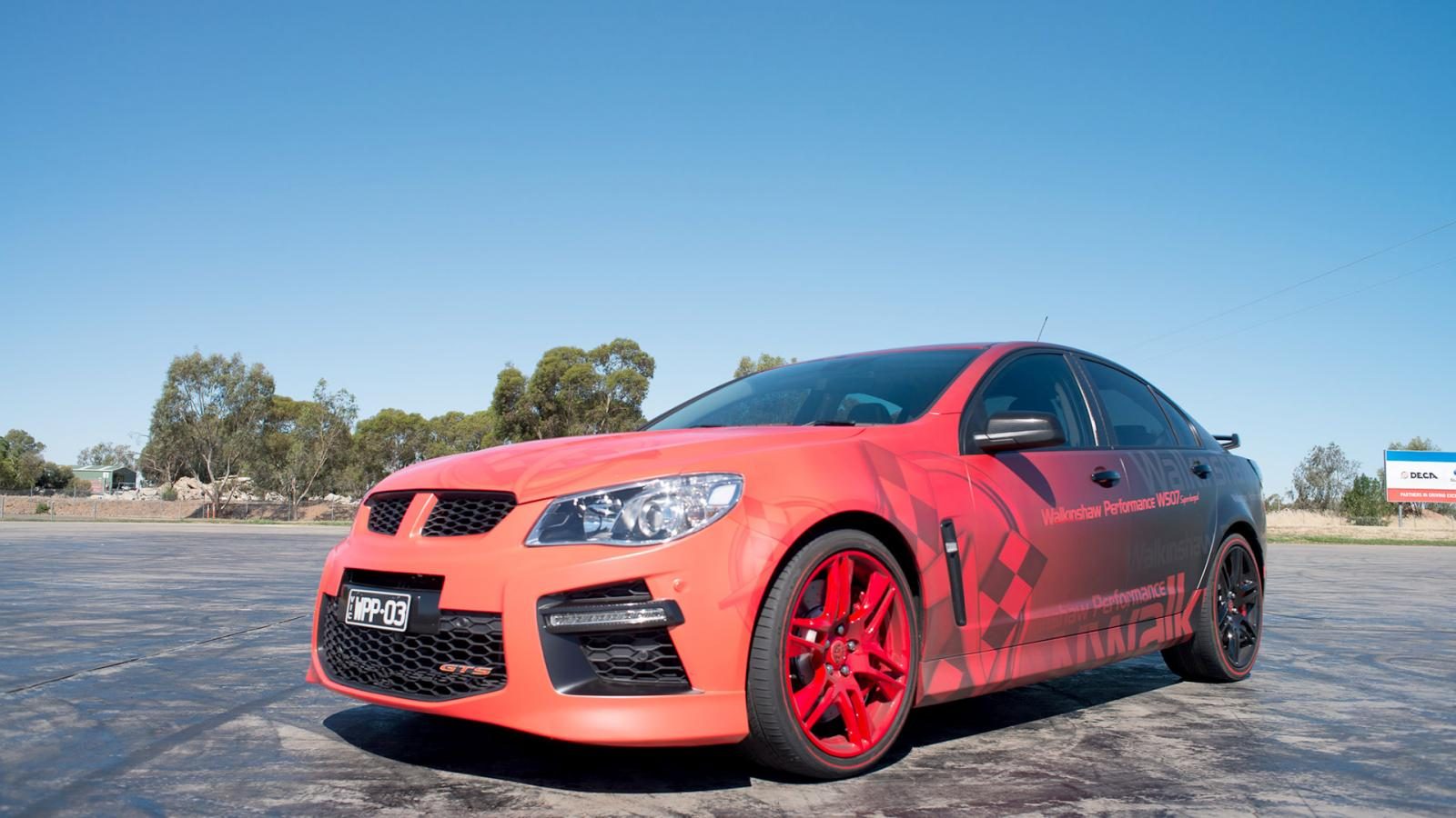 Hsv Gts Pumped Up To Over 500kw By Walkinshaw Performance