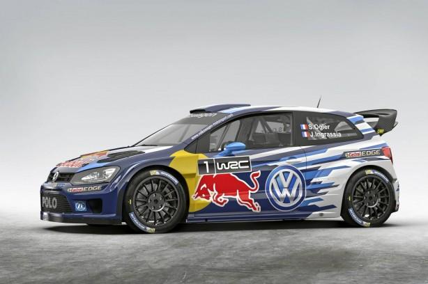 Volkswagen Polo R WRC (2015)