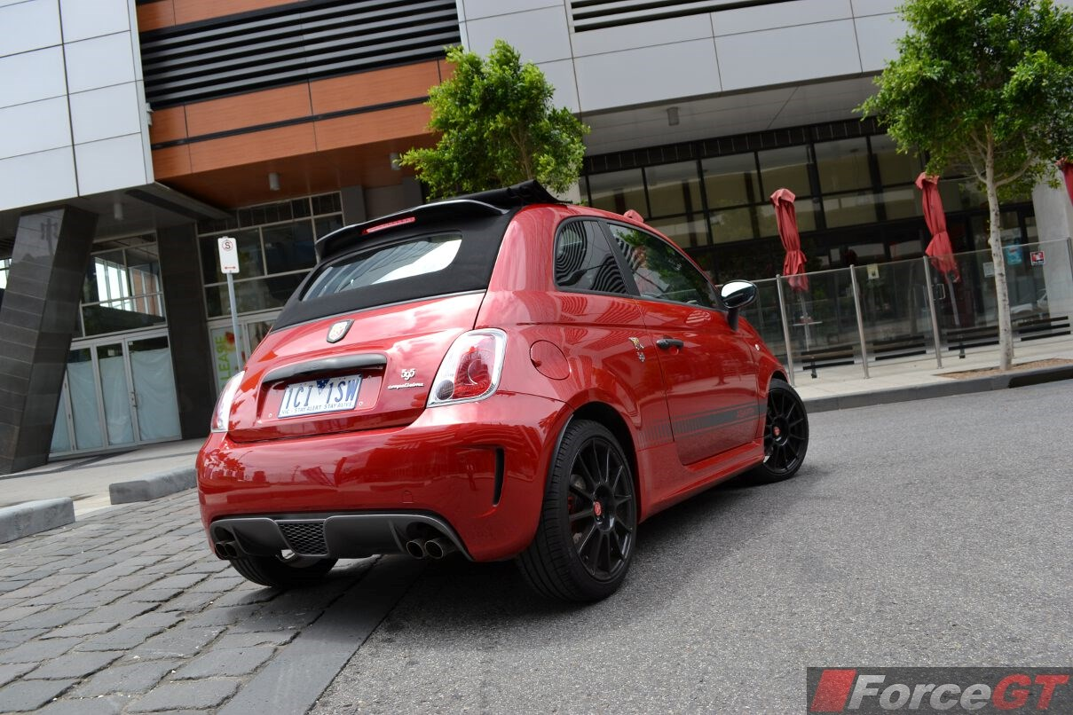 Abarth 595 Review 2015 Abarth 595 Competizione Convertible