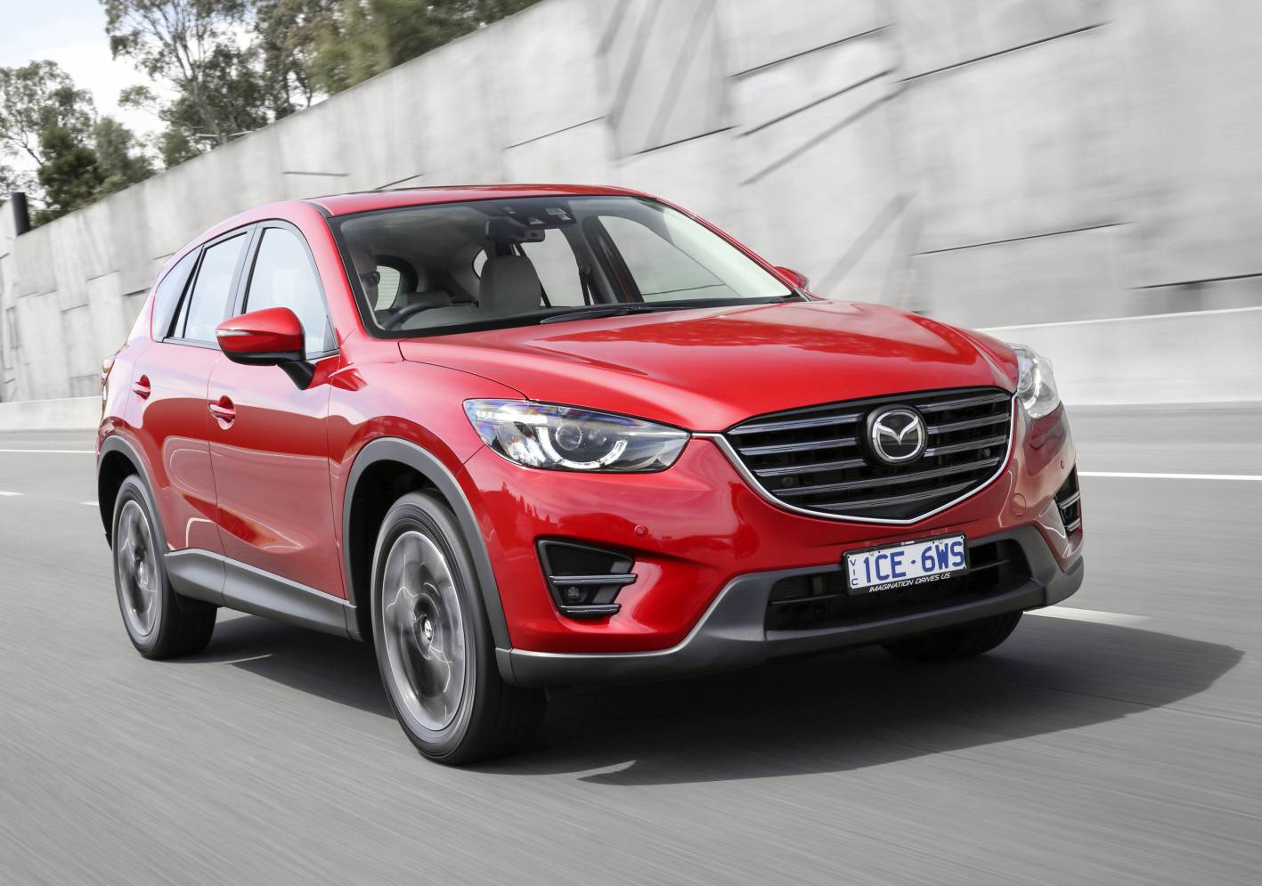 improved 2015 mazda cx 5 lands with sharper pricing. Black Bedroom Furniture Sets. Home Design Ideas