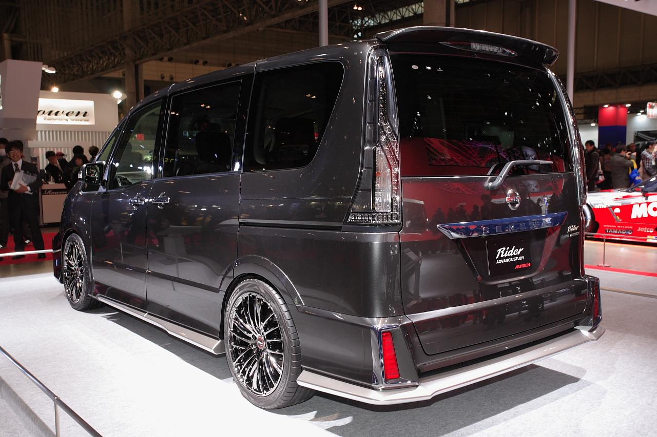 Nissan at the 2015 Tokyo Auto Salon - ForceGT.com