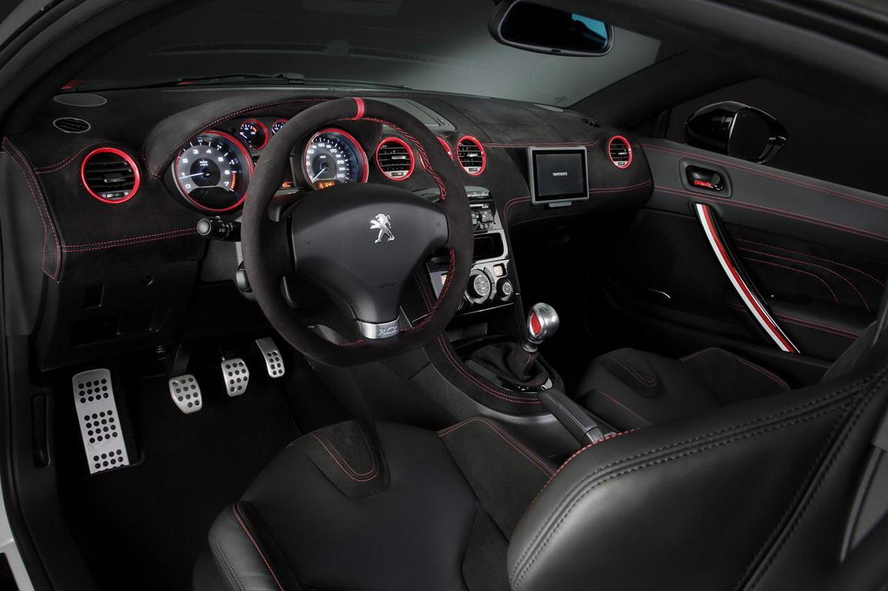 Lexus Nx Turbo >> Peugeot RCZ R Bimota Special Edition unveiled - ForceGT.com