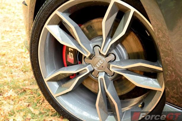2015 Audi S1 Sportback 18-inch wheel